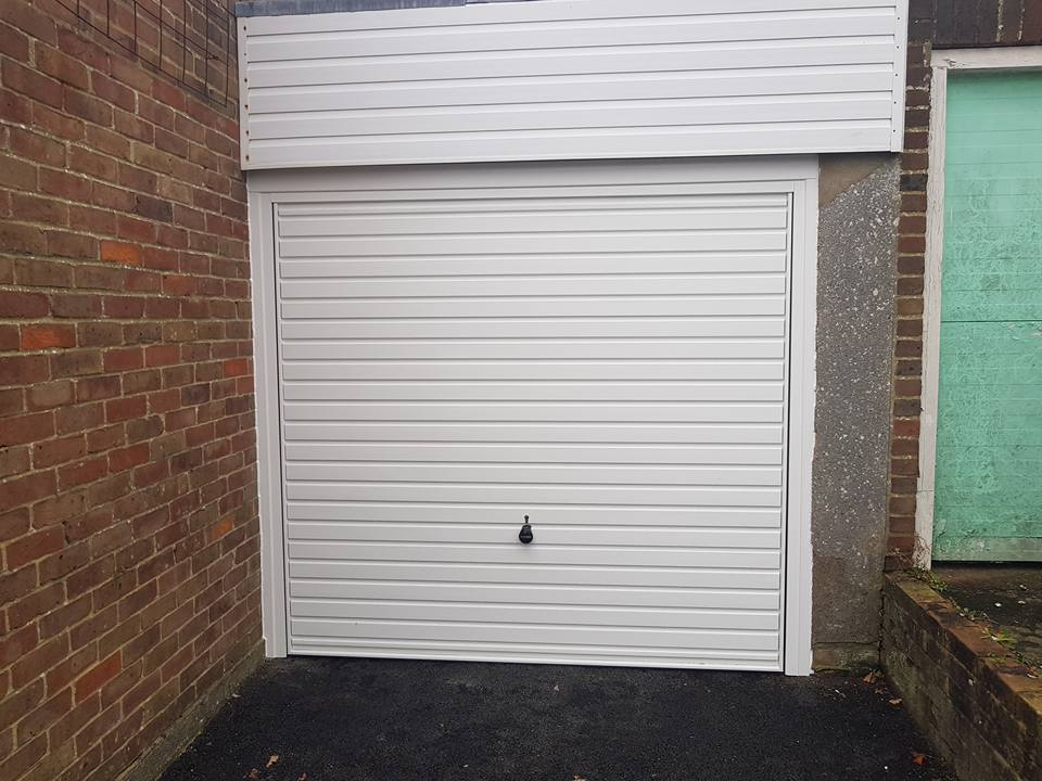 After Photo In Edenbridge Harrison Garage Doors