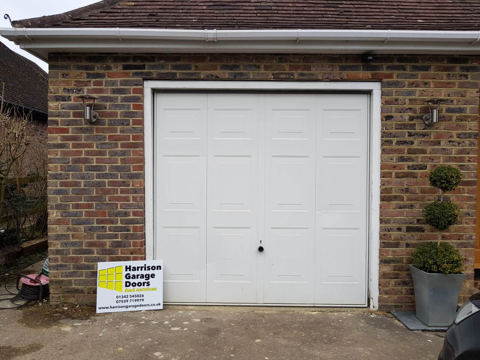 Garage Door Services In Sussex And Kent Harrison Garage Doors