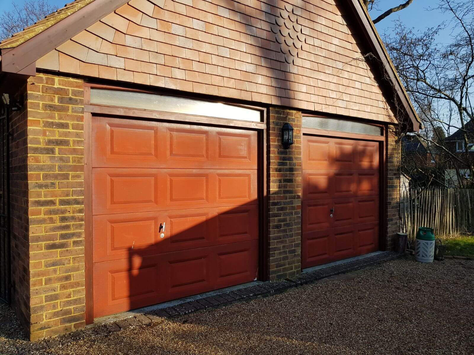 3a Harrison Garage Doors